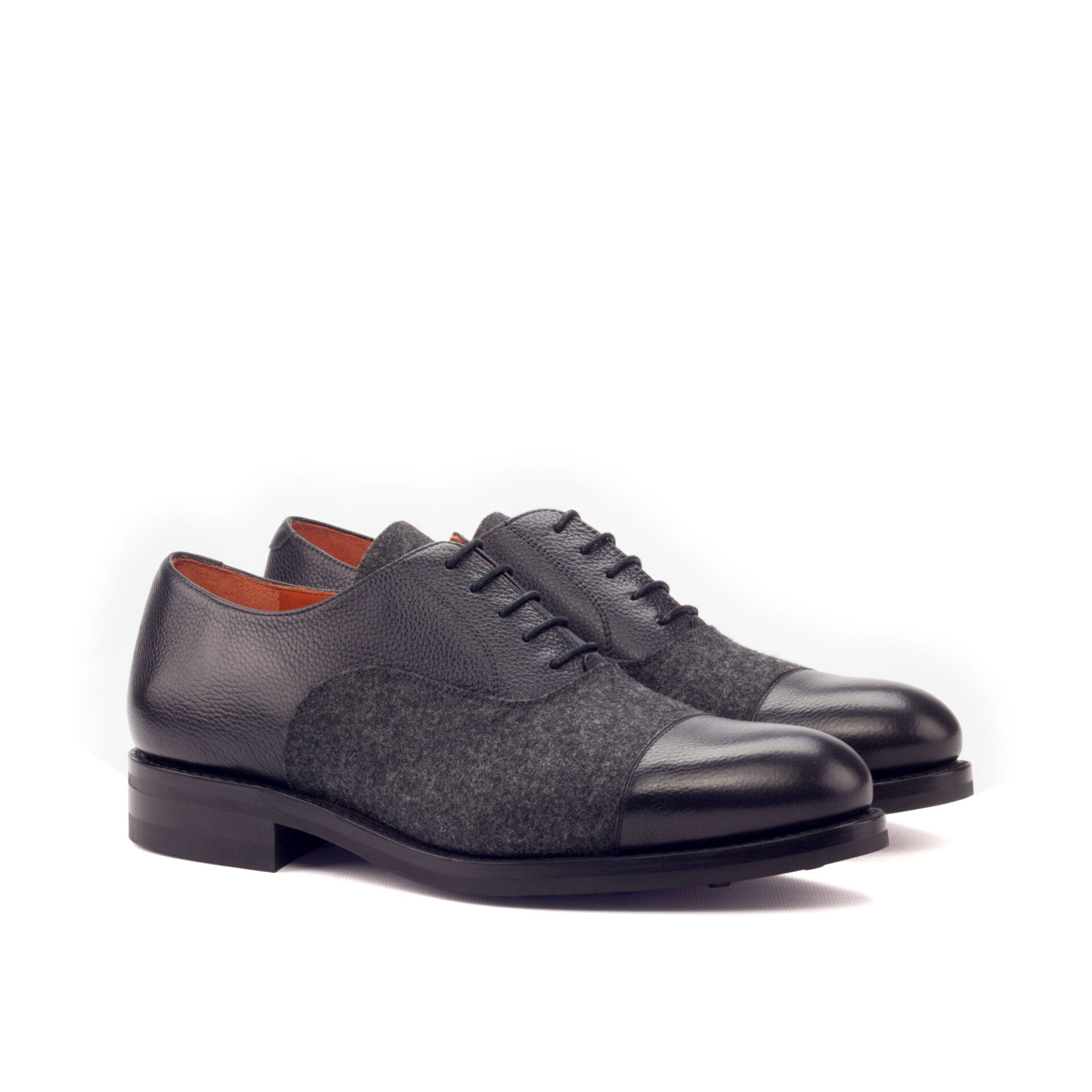 Goodyear Welted Oxford Shoe