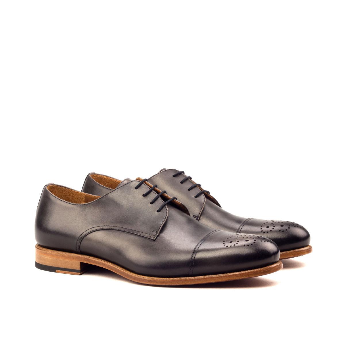 Burnishing Derby Shoe