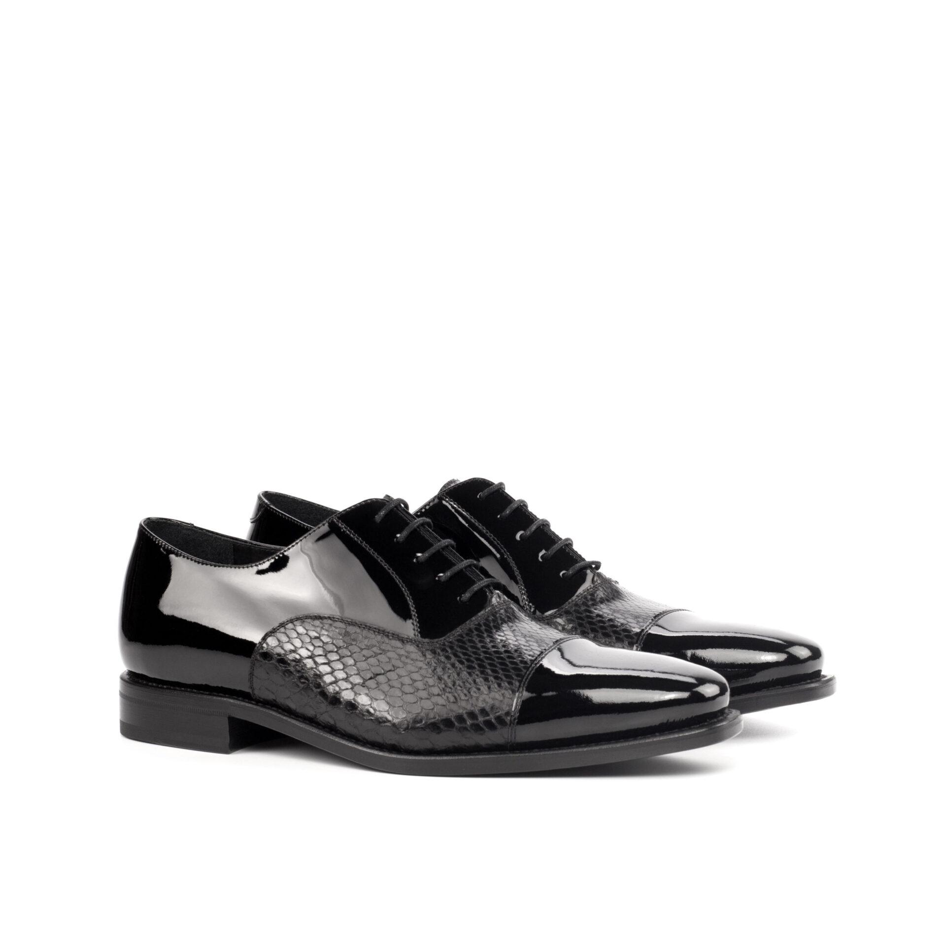 Black Oxford Shoe