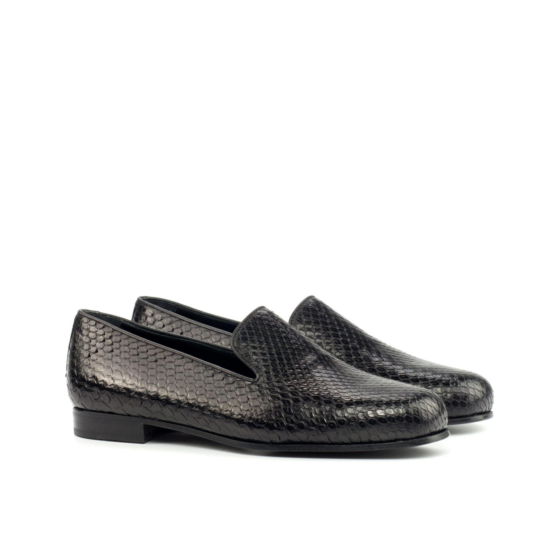 Wellington Black Shoe