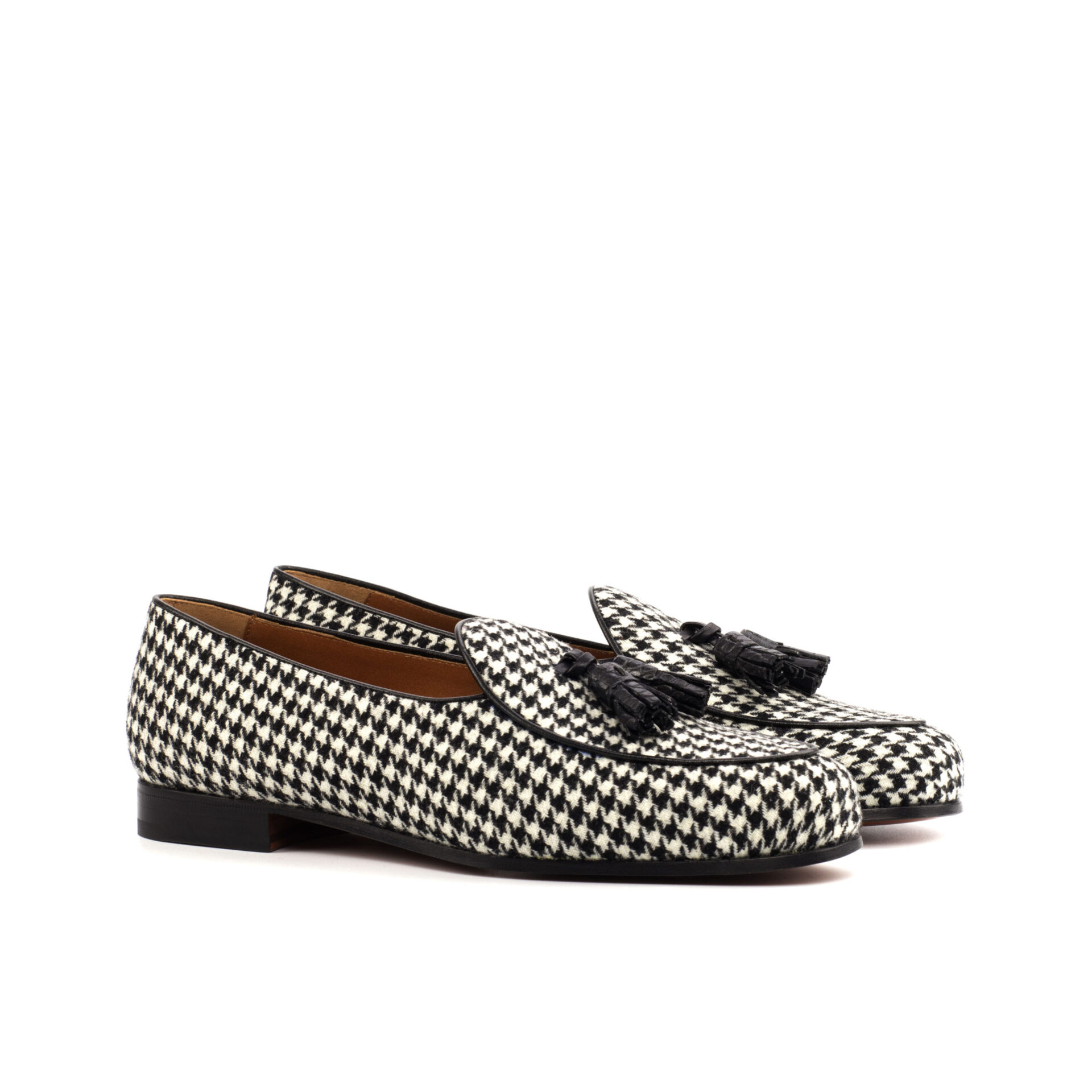 Belgian Slipper Shoe