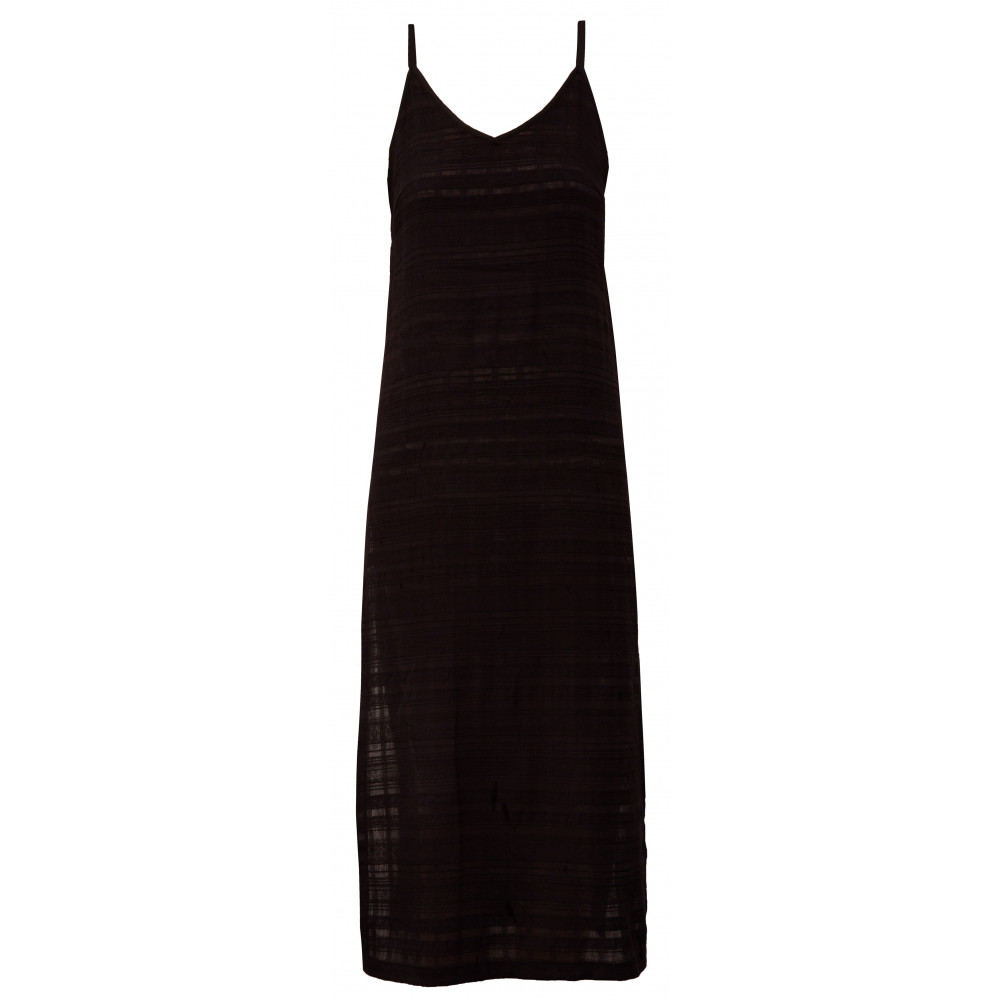 Dress Combination With Cotton Slits