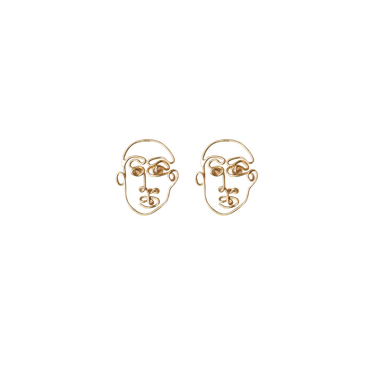 Alejandra de coss women´s stabile mini earrings introductory offer