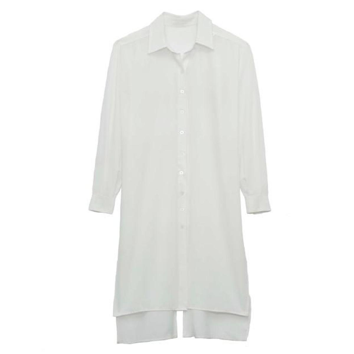 Alejandra de coss women´s multiform crèpe blouse