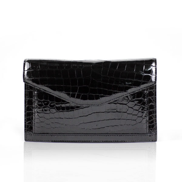 Bangkok Bootery women's crocodile leather sling bag BABY CERVIN