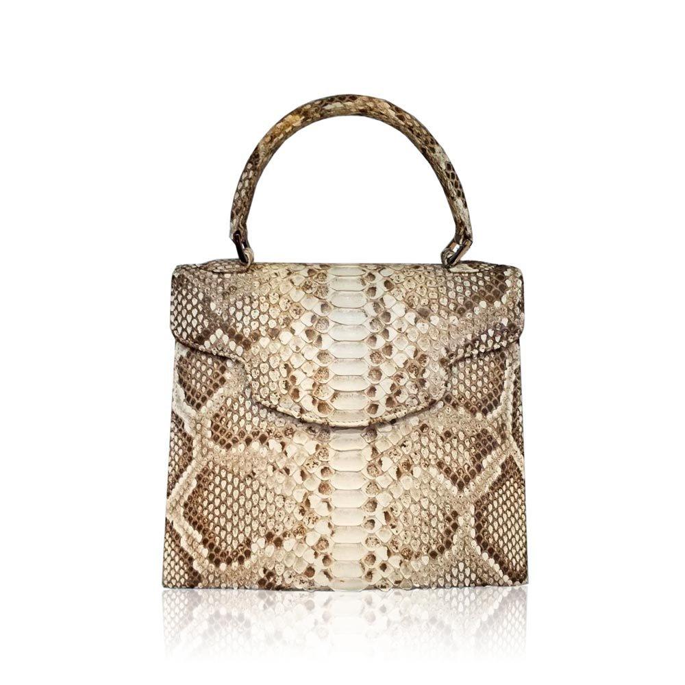 Maryas Python Belly Bag