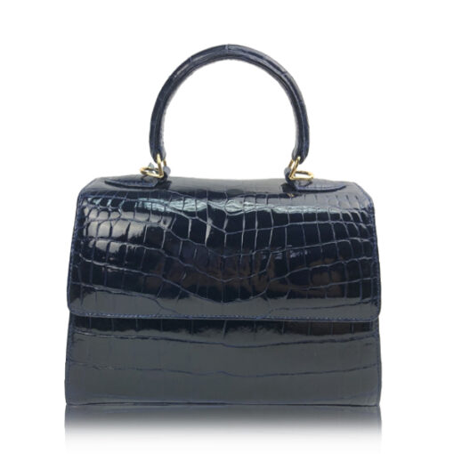 Goldmas 25 Shiny Crocodile Handbags