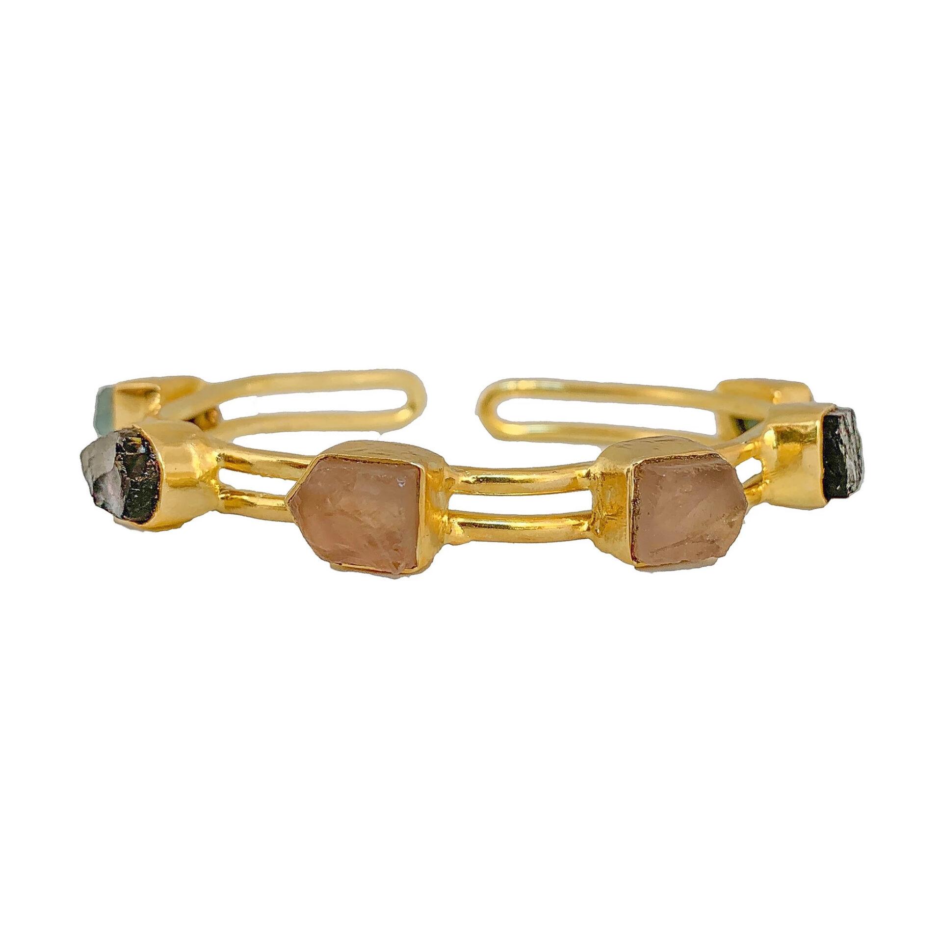 Tanya litkovska Women's Merry Go Round Cuff Bracelet