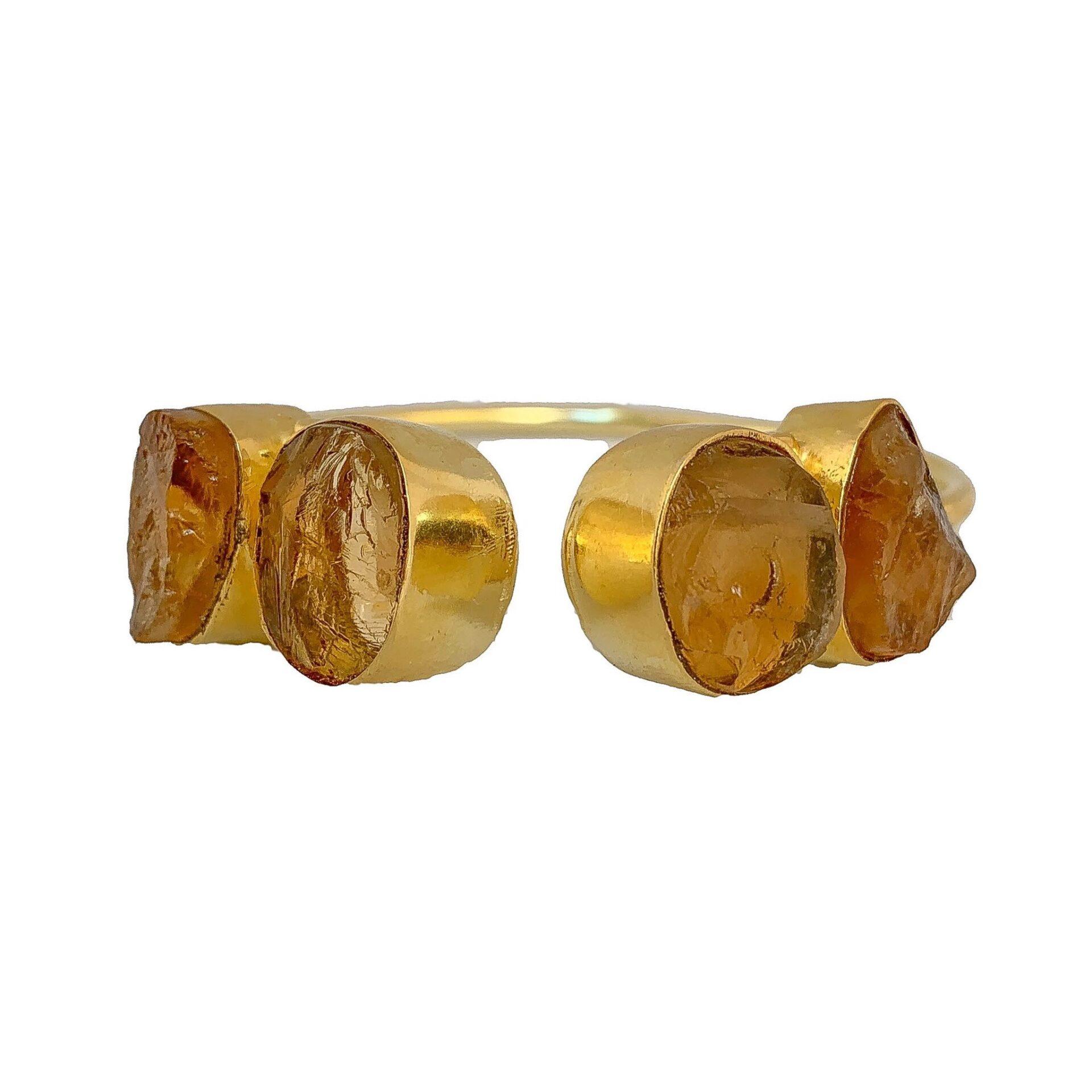 Tanya litkovska Women's Golden Era Bangle Bracelet