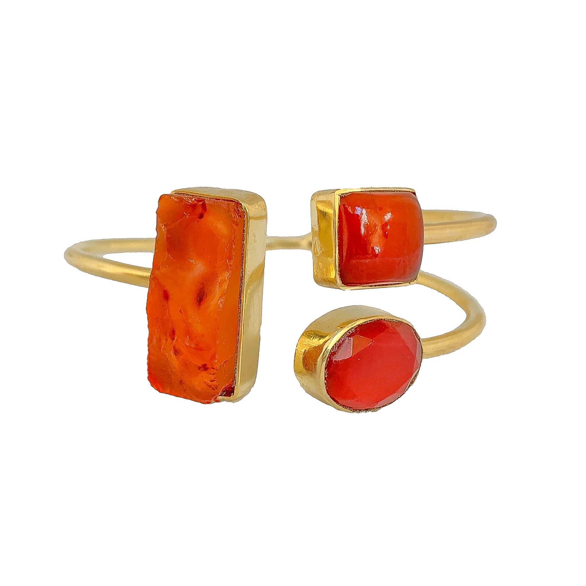 Tanya litkovska Women's Red Era Bangle Bracelet