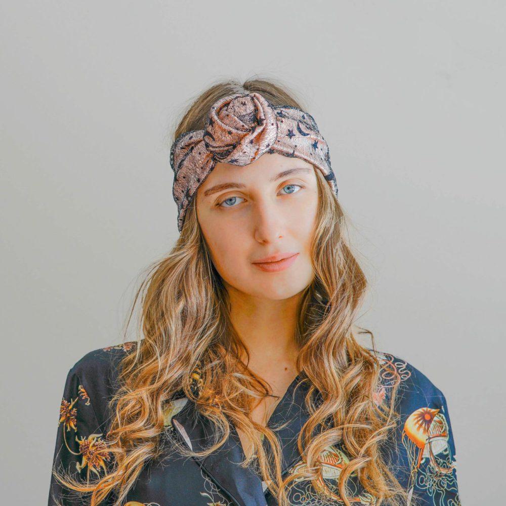 Silk Turban Headband | Hair Accessories for Women