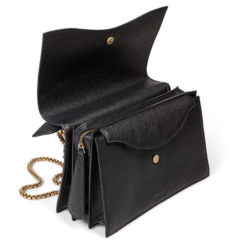 Diavolino XL Black Grain Gold