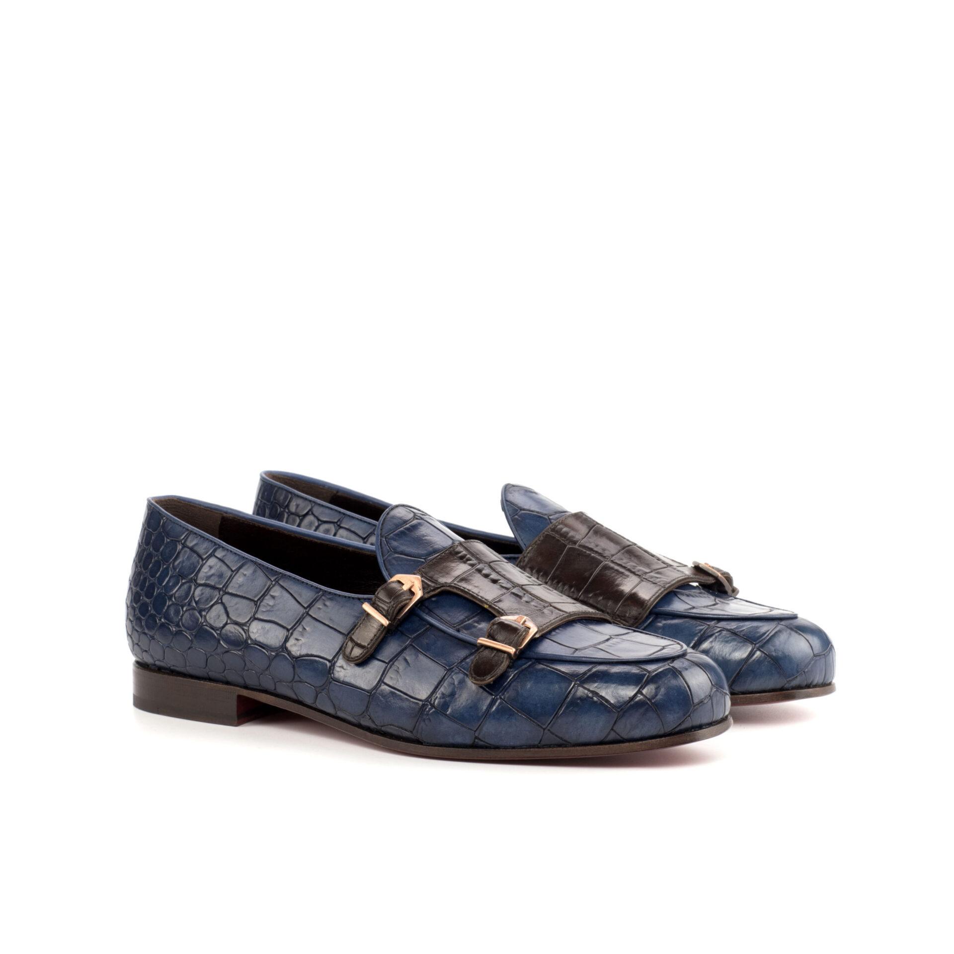 Mens Slippers Monk Slipper Shoe
