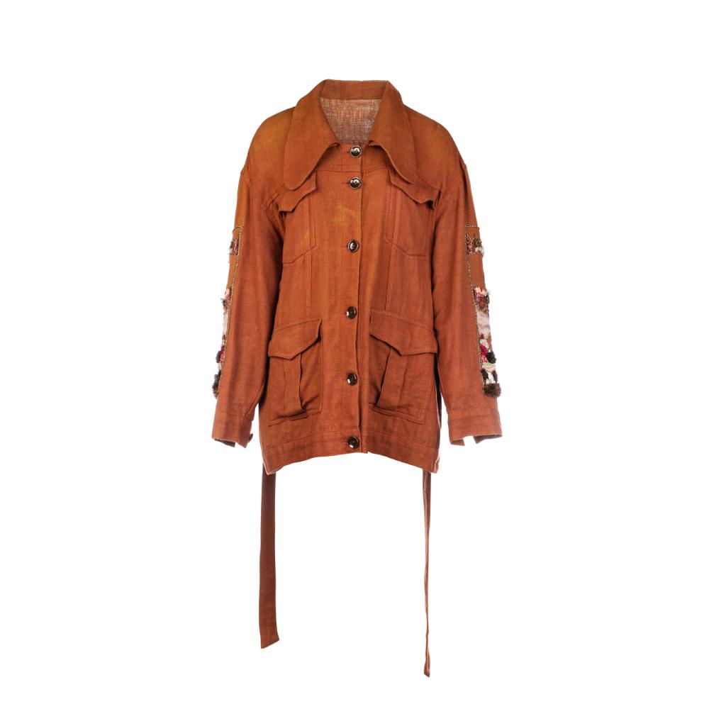 Maze khadi jacket