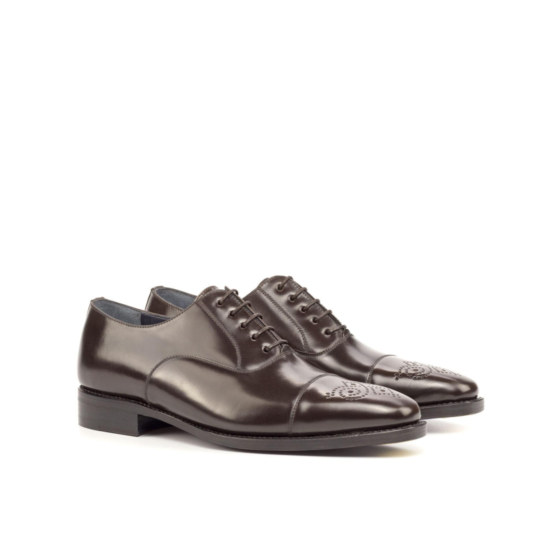 Cordovan Goodyear Welt Oxford Shoe