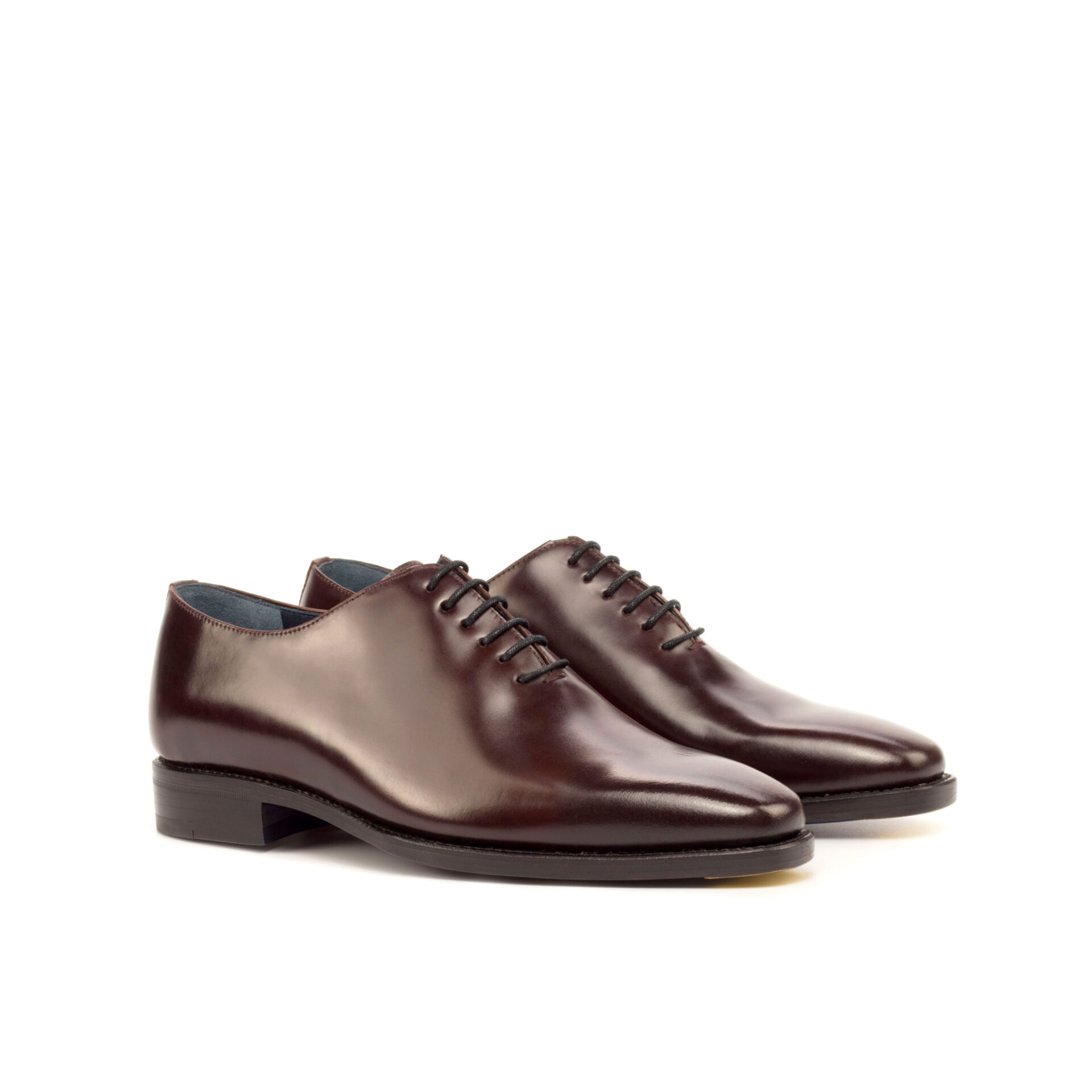Cordovan Welt Whole Cut Shoe
