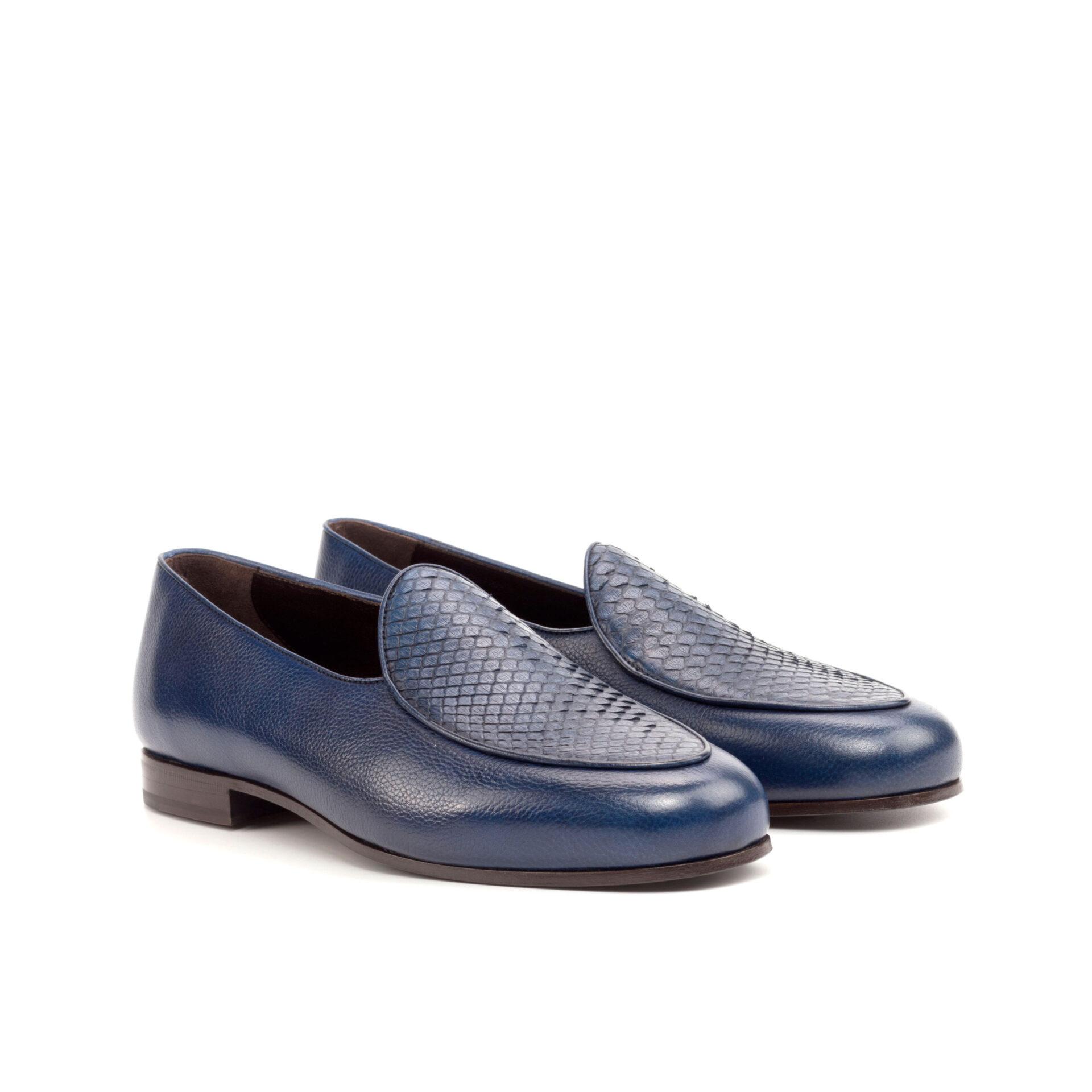 Handmade Belgian Slipper Shoe